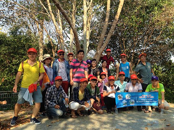 Phu Quoc Tour – Mounting
