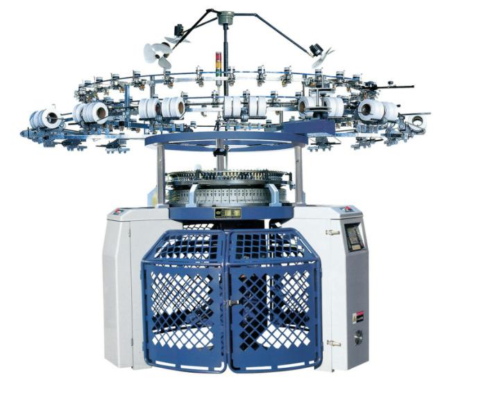 Biến tần EN600 được sử dụng cho máy dệt kim tròn