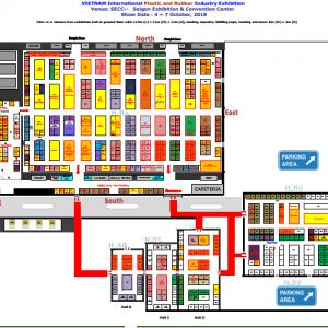 Notice of the 18th Vietnam International Plastics & Rubber Industry Exhibition.